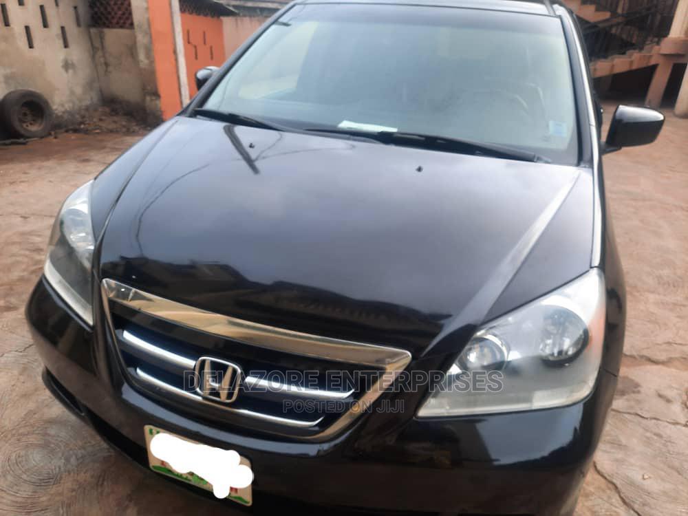 Archive: Honda Odyssey 2008 EX-L DVD Black