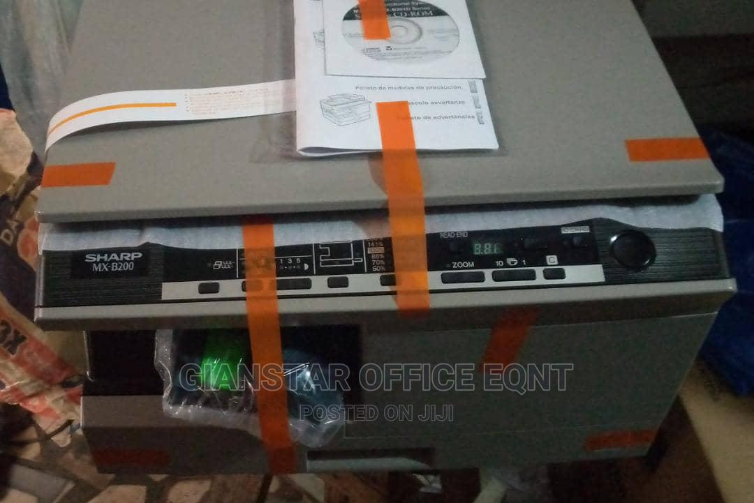 Sharp Copier, MX-B200