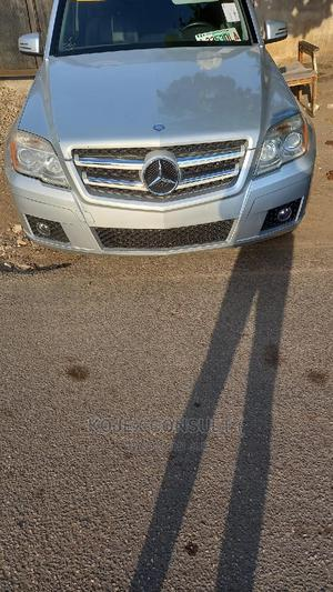 Mercedes-Benz GLK-Class 2010 350 4MATIC Silver   Cars for sale in Lagos State, Ikeja
