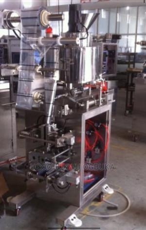 Paste Packaging Paste Sachet Packing Machine   Manufacturing Equipment for sale in Lagos State, Amuwo-Odofin