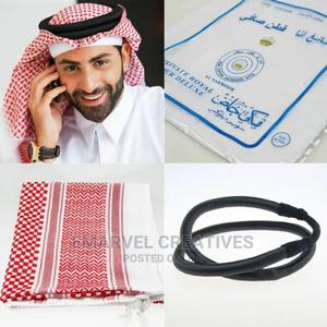 Traditional Costumes Man Plaid Hat Head Scarf Turban, | Clothing Accessories for sale in Lagos State, Surulere