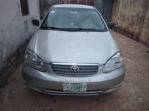 Toyota Corolla 2004 Sedan Automatic Silver | Cars for sale in Kaduna State, Kaduna / Kaduna State