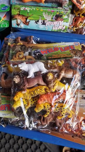 Wild Animals Action Figure   Toys for sale in Lagos State, Ajah