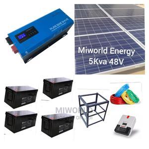 5kva 48V Pure Sine Wave Inverter System | Solar Energy for sale in Lagos State, Lekki