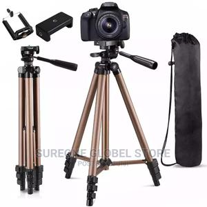 Tripod With Remote Control Mount Holder   Accessories & Supplies for Electronics for sale in Lagos State, Victoria Island