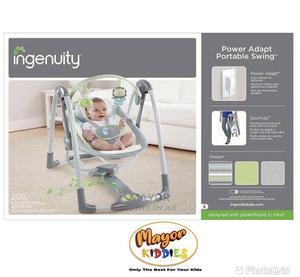 Ingenuity Power Adapt Portable Swing | Babies & Kids Accessories for sale in Lagos State, Lagos Island (Eko)