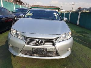 Lexus ES 2013 350 FWD Silver | Cars for sale in Lagos State, Ikeja