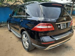 Mercedes-Benz M Class 2012 ML 350 4Matic Black   Cars for sale in Lagos State, Surulere