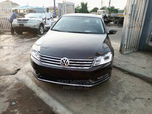 Volkswagen Passat 2015 Brown | Cars for sale in Lagos State, Ikeja