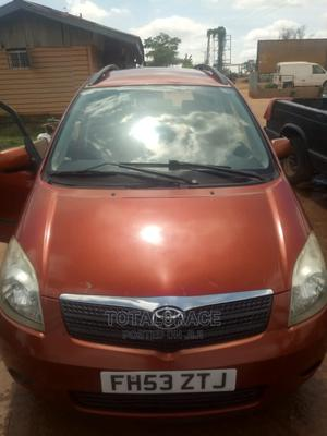 Toyota Corolla 2003 Verso Red | Cars for sale in Osun State, Ife