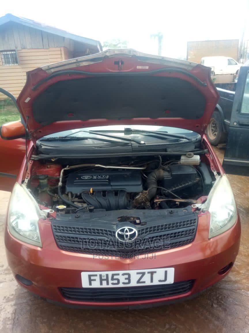 Toyota Corolla 2003 Verso Red | Cars for sale in Ife, Osun State, Nigeria