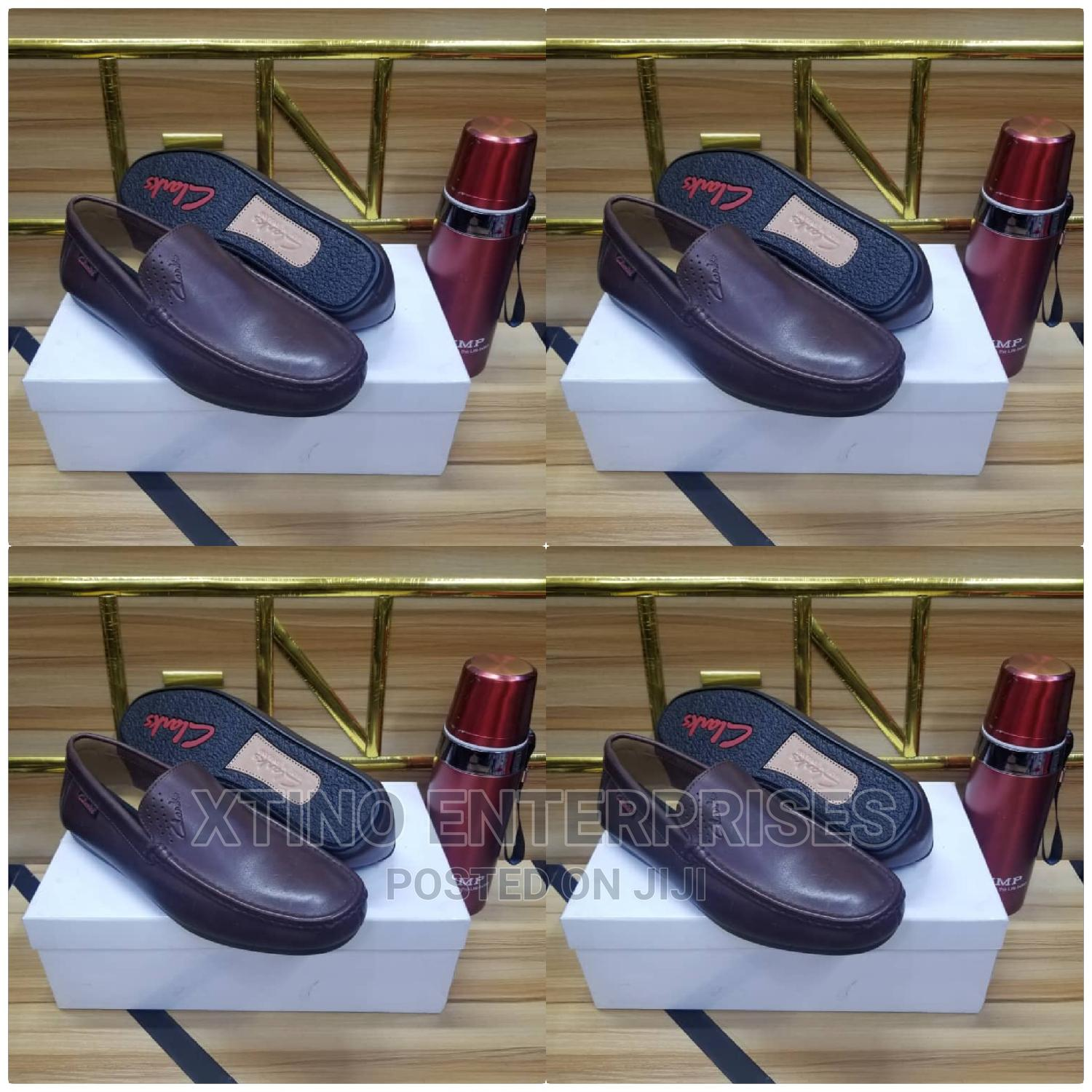 Clarks Loafers Shoe Original | Shoes for sale in Surulere, Lagos State, Nigeria