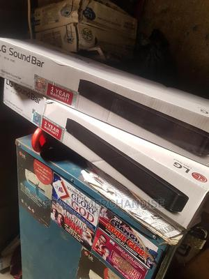 Original LG Sound Bar With Bluetooth HDMI Wi-Fi   Audio & Music Equipment for sale in Lagos State, Ojo