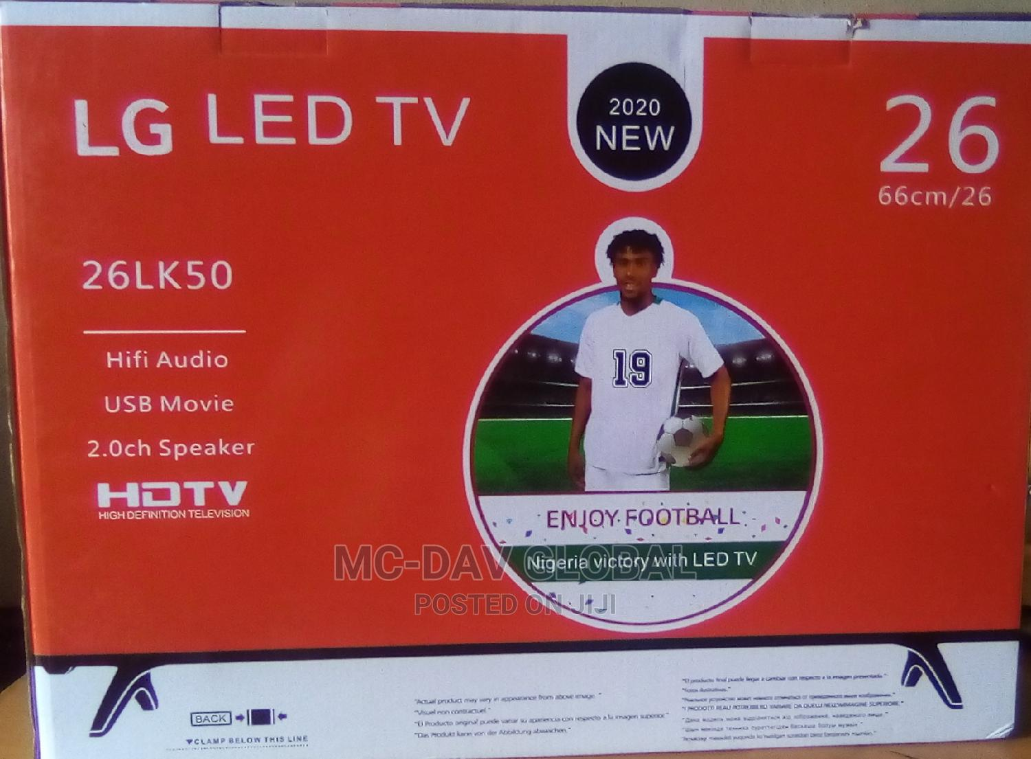 """Archive: 26"""" LG Television"""