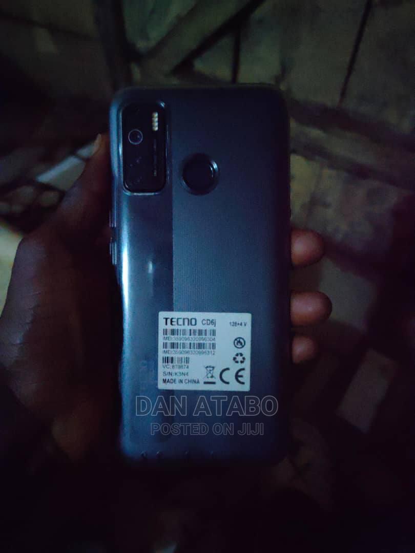 New Tecno Camon 16S 128 GB Black | Mobile Phones for sale in Dekina, Kogi State, Nigeria
