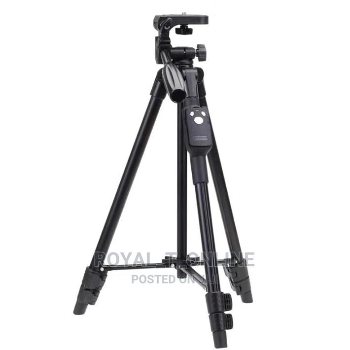 Tripod Stand With Remote Control.Strong Quality Tripod Stand