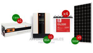 7.5kva, 48V Complete Solar System ( +Free Battery Rack) | Solar Energy for sale in Ogun State, Ado-Odo/Ota
