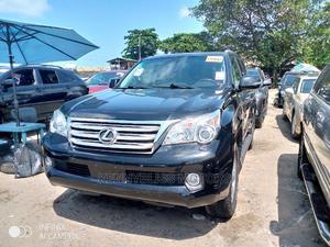 Lexus GX 2012 460 Premium Black | Cars for sale in Lagos State, Amuwo-Odofin