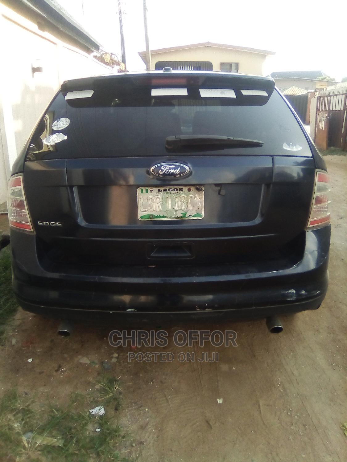 Ford Edge 2008 Black | Cars for sale in Yaba, Lagos State, Nigeria