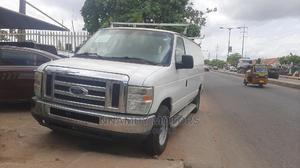 Ford E-250 2009 Extended White | Buses & Microbuses for sale in Lagos State, Ipaja