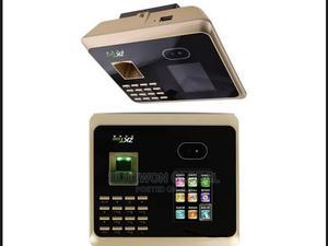 Zkteco UF100 Face Fingerprint Support Wifi Communication Tim   Store Equipment for sale in Lagos State, Ikeja