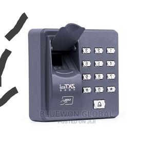 X6 ZKTECO Fingerprint Access Control System Card Reader | Safetywear & Equipment for sale in Lagos State, Ikeja