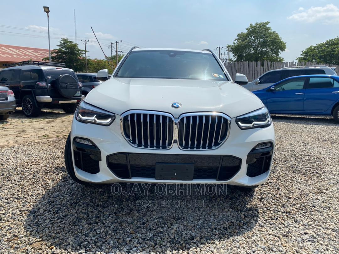BMW X5 2019 xDrive40i AWD White