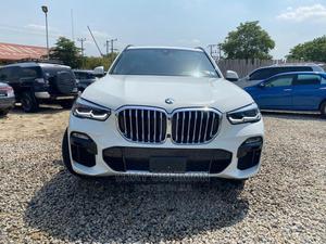 BMW X5 2019 xDrive40i AWD White | Cars for sale in Abuja (FCT) State, Katampe