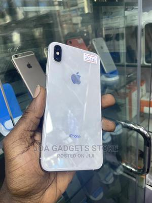 Apple iPhone XS Max 256 GB Silver   Mobile Phones for sale in Lagos State, Ikeja