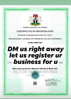 Business Registration   Legal Services for sale in Akwa Ibom State, Uyo