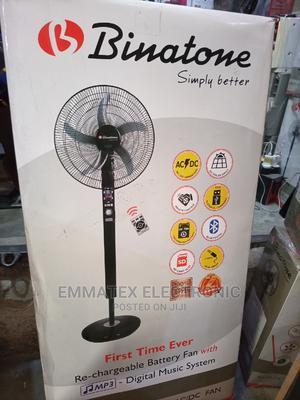 Binatone Rechargeable Fan   Home Appliances for sale in Lagos State, Lekki
