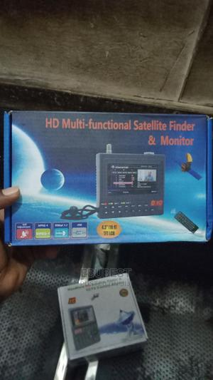 HD Multifunctional Satellite Finder and Monitor   Accessories & Supplies for Electronics for sale in Lagos State, Ojo