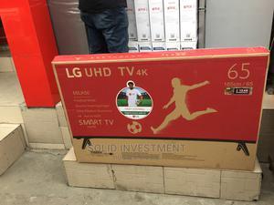 "LG 65""Inches Smart 4K UHD Tv | TV & DVD Equipment for sale in Lagos State, Lekki"