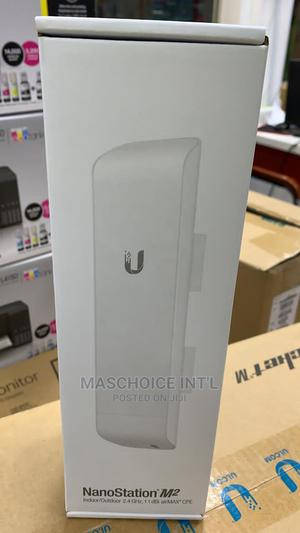 Ubiquiti Nanostation M2 Wireless Access Point-Airmax | Networking Products for sale in Lagos State, Ikeja