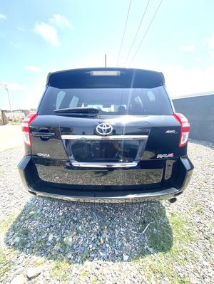 Toyota RAV4 2010 3.5 Sport 4x4 Black | Cars for sale in Lagos State, Amuwo-Odofin