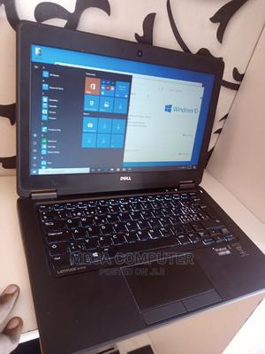 Laptop Dell Latitude 12 E7250 8GB Intel Core I7 SSD 250GB | Laptops & Computers for sale in Oyo State, Ibadan