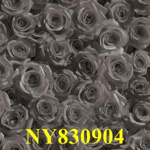 White Rose Flower Wallpaper   Home Accessories for sale in Lagos State, Magodo