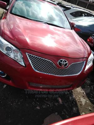 Toyota Camry 2008 2.4 XLE Red   Cars for sale in Lagos State, Amuwo-Odofin