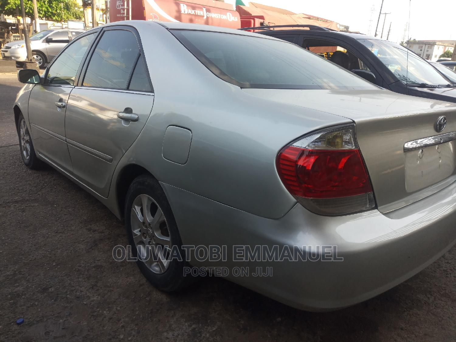 Toyota Camry 2006 Silver | Cars for sale in Ogba, Lagos State, Nigeria