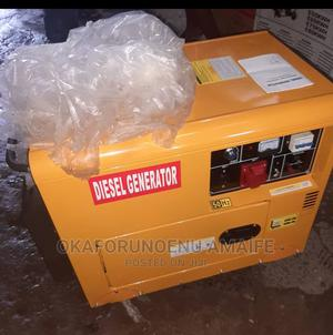 10kva Firman Sound Proof Generator | Electrical Equipment for sale in Lagos State, Ojo