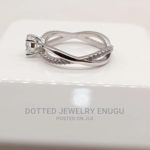 925 Sterling Silver Engagement Ring   Wedding Wear & Accessories for sale in Enugu State, Enugu