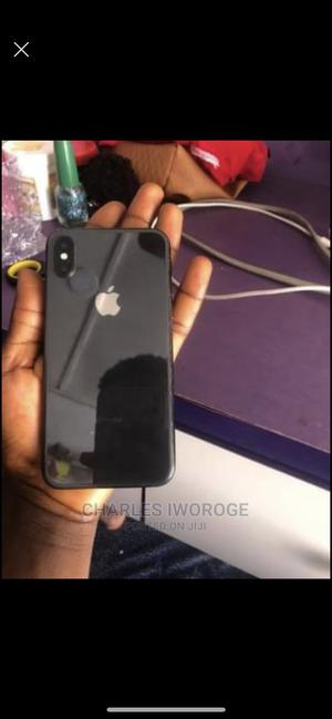 Apple iPhone X 256 GB Black   Mobile Phones for sale in Abuja (FCT) State, Kubwa