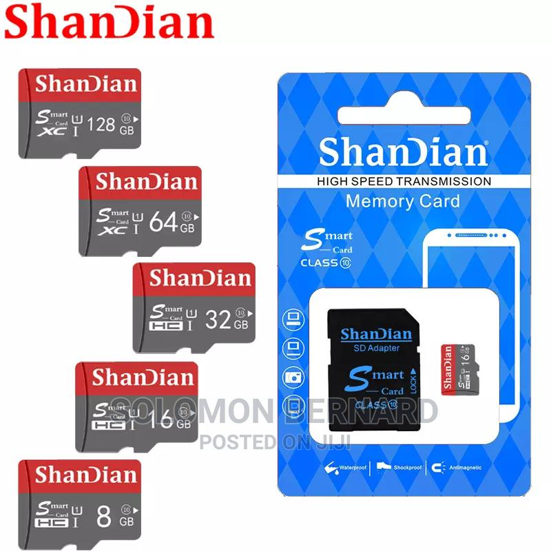 Archive: Shandian 8GB SD Card 8gb Memory Card