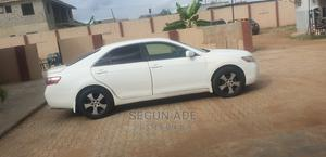 Toyota Camry 2008 2.4 LE White   Cars for sale in Lagos State, Ikorodu