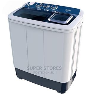 12KG Twin Tub Washing Machine Sfsatt12m-Scanfrost Jlul 9   Home Appliances for sale in Lagos State, Alimosho