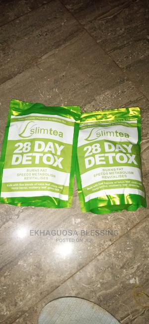 28 Days Slimming Tea Is Very Effective to Burn Doz Fats | Vitamins & Supplements for sale in Edo State, Benin City
