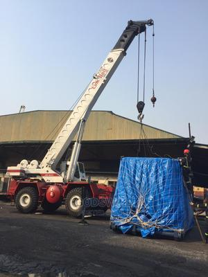 50ton Crane for Sale/Hire | Heavy Equipment for sale in Rivers State, Port-Harcourt