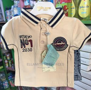 Polo Shirt and Short   Children's Clothing for sale in Lagos State, Surulere
