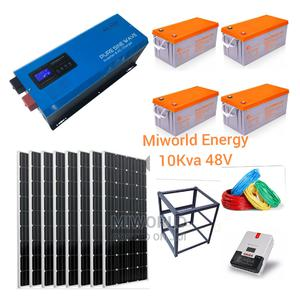 10kva 48V Pure Sine Wave Inverter System | Solar Energy for sale in Lagos State, Lekki
