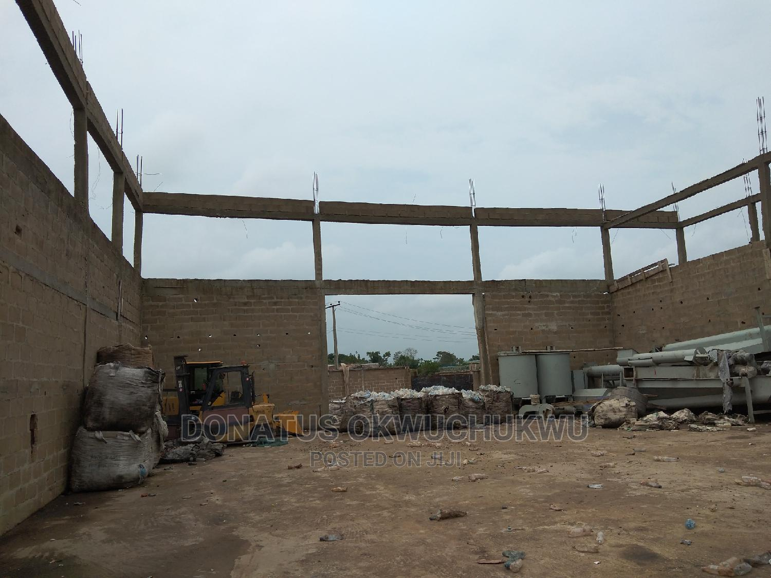 Ware House /Factory Building   Commercial Property For Sale for sale in Obafemi-Owode, Ogun State, Nigeria